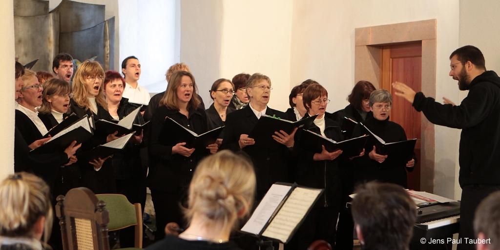 Kirchenchor Wantewitz