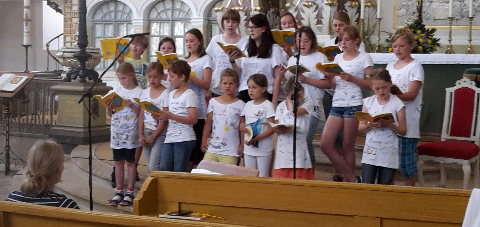 Kinderchöre der Marienkirche Großenhain