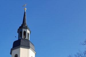 Kirche Lenz Turm