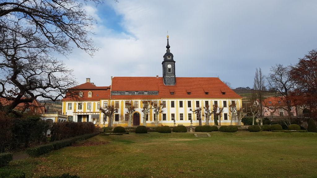 Schlosskirche Seußlitz