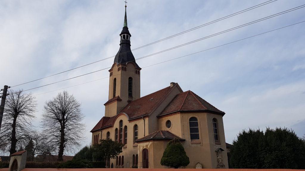 Kirche Skässchen