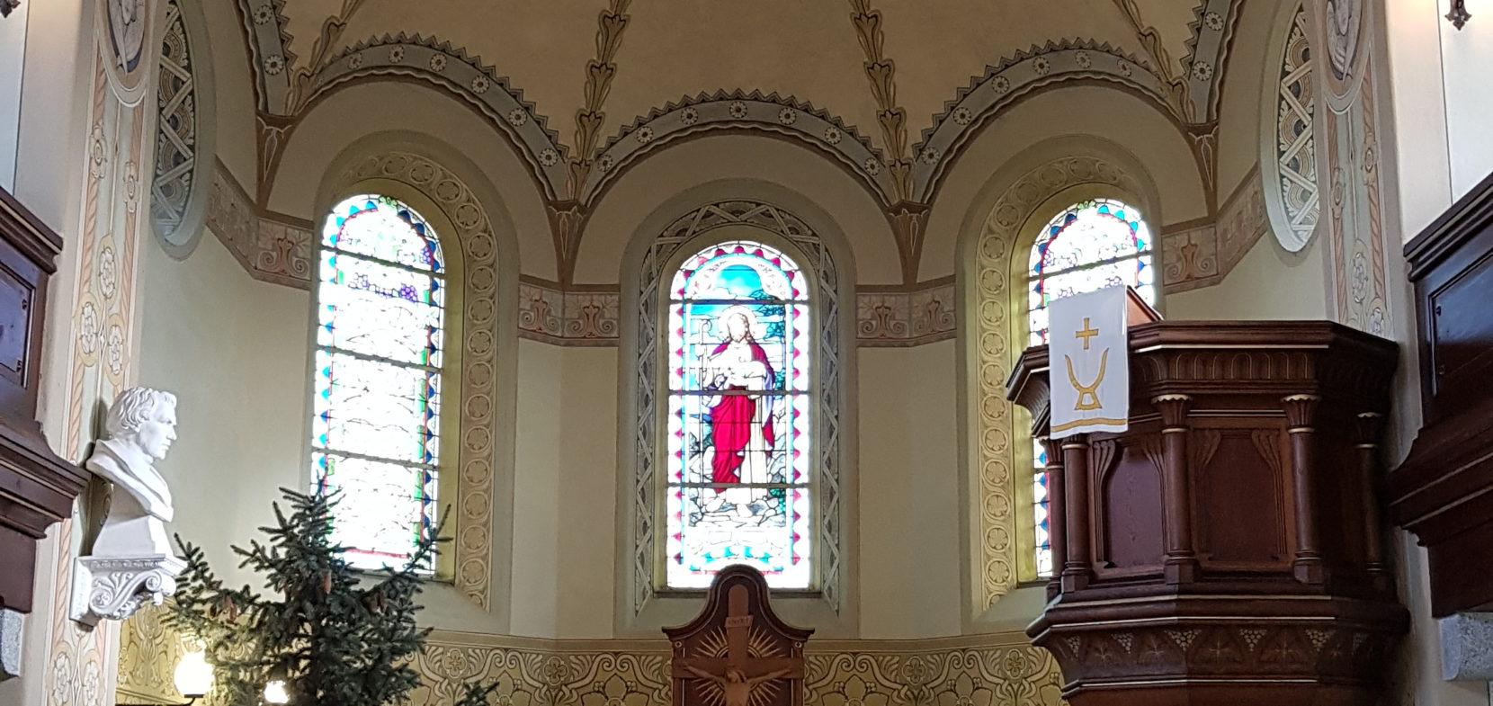 Kirche Skäßchen