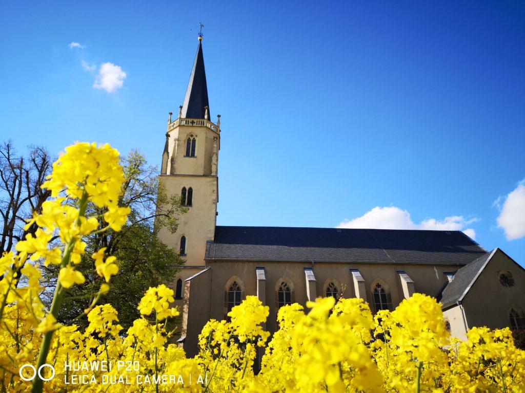 Kirche Wantwitz Raps
