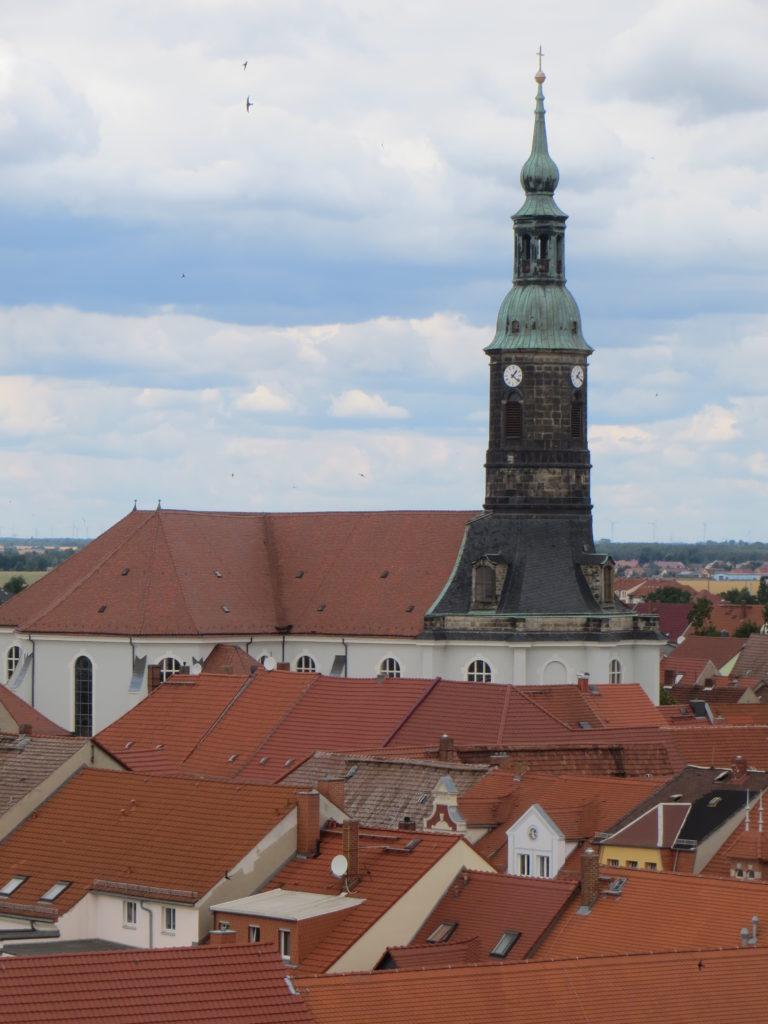 Marienkirche Dächer