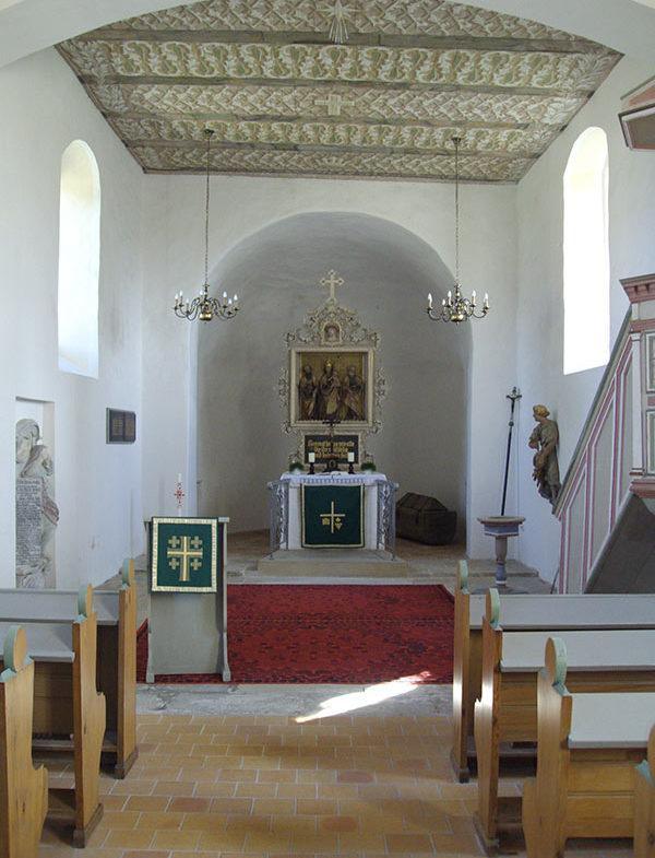 Kirche Strauch