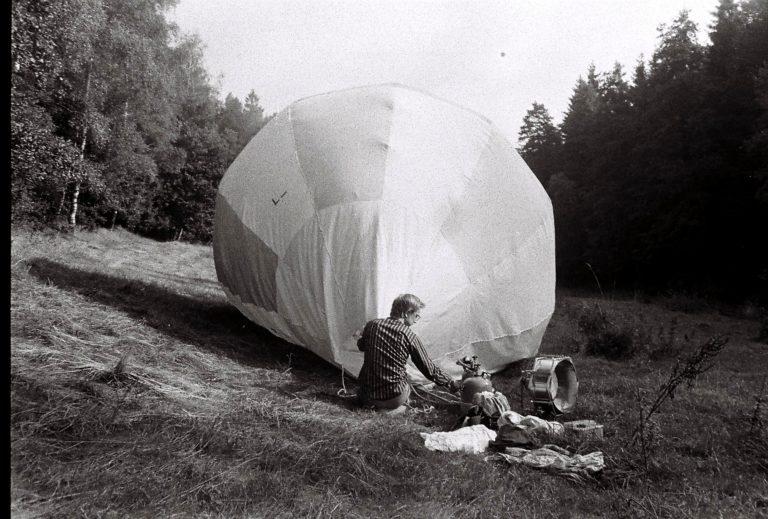 Ballonvortrag